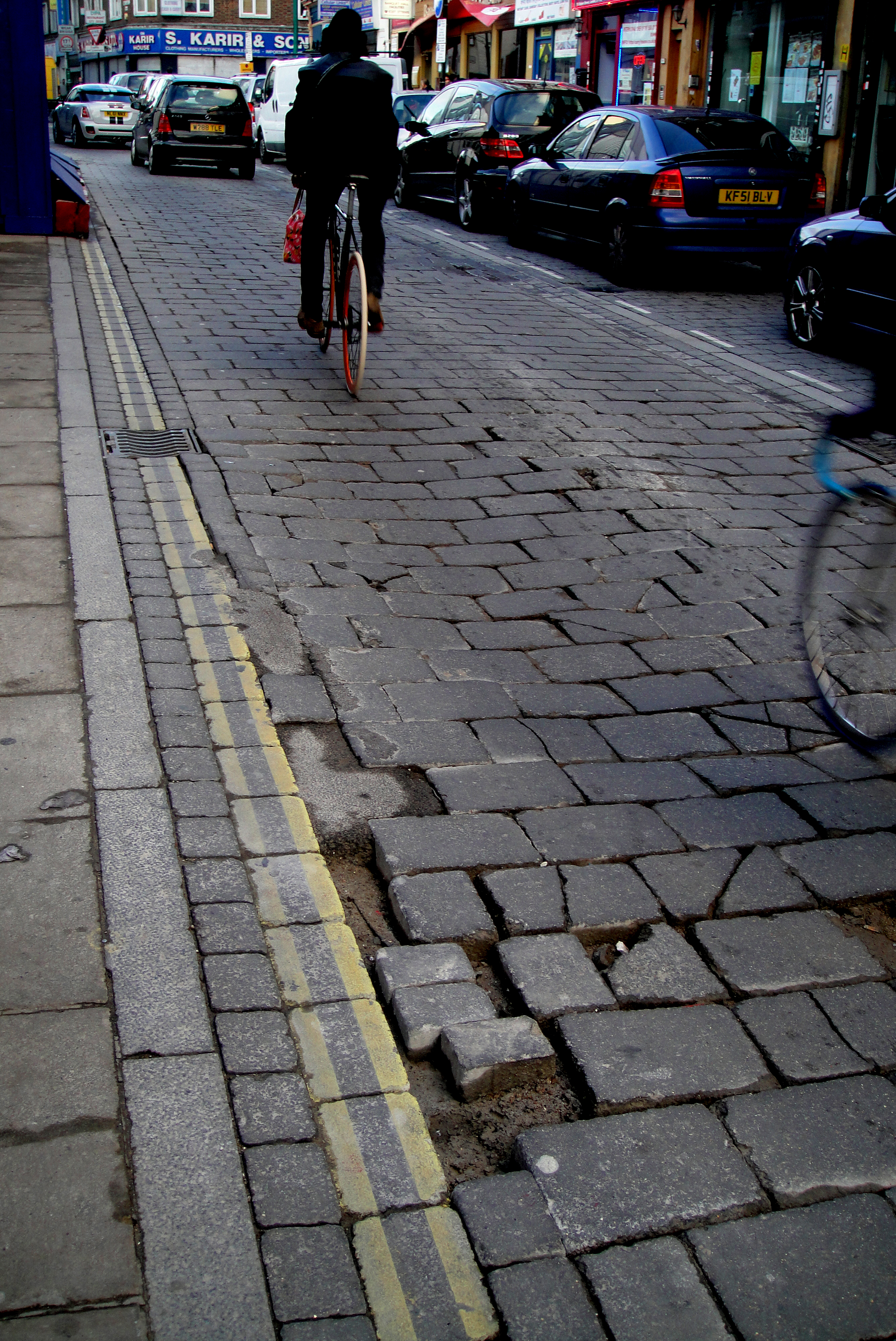 Brick Lane: A Few Bricks Short In Brick Lane…