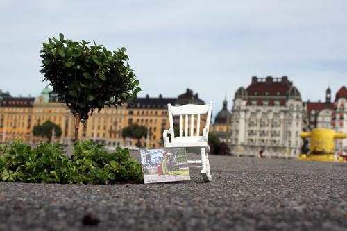 Pothole Garden Stockholm