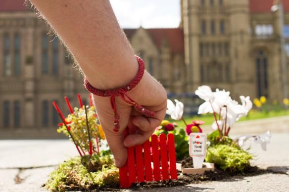 pothole gardener in manchester